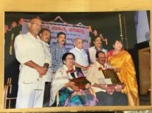 ಡಾ. ರಾಜ್ ಕುಮಾರ್ ದತ್ತಿ ಪ್ರಶಸ್ತಿ ಪ್ರದಾನ ಸಮಾರಂಭ