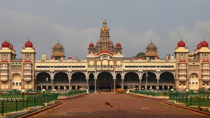 Mysore_Palace_Morning
